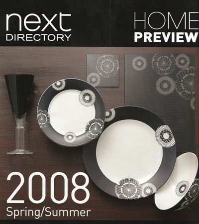 Next Catalogue 2008 Home Preview Directory front page
