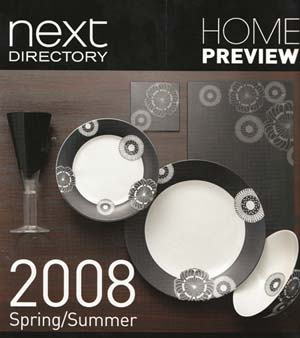 2008 Next Catalogue